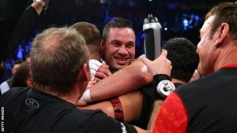 """Joseph  Parker has said he plans to base himself in the UK for the next 18  months as he builds up to a potential fight against Anthony Joshua  WBO world heavyweight champion Joseph Parker says he can """"bring out the weaknesses"""" in Anthony Joshua in a unification bout.  Parker  defended his title by beating Hughie Fury on points in Manchester on  Saturday and said afterwards he is ready to take on """"anyone and  everyone"""". British WBA and IBF champion Joshua 27 is the """"golden goose"""" according…"""