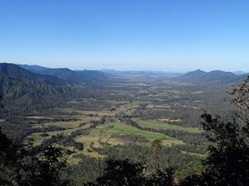 Sky Window lookout #Lookouts #Eungella #Mackayregion