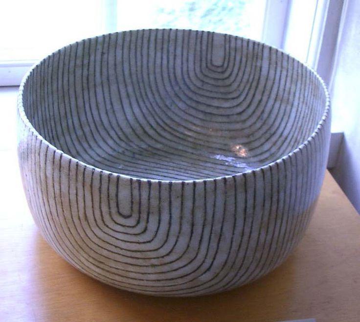 gertrude vasegaard - very influential potter for modern Danish ceramics.