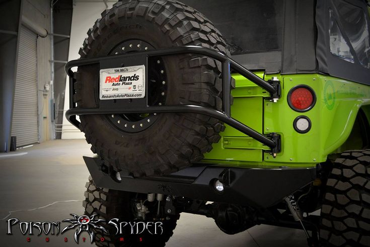 Poison Spyder Tire Carrier Need To Get Me One Of These