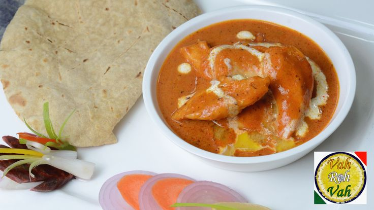 Murgh Makhani Indian Butter Chicken
