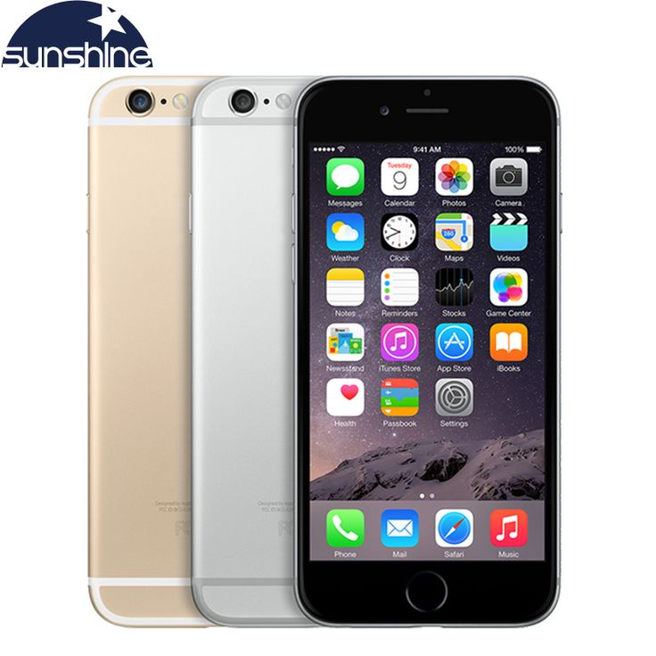 Mobile Phones Original Unlocked Apple iPhone 6/iPhone 6 Plus 4.7'/5.'5 IPS Used Mobile Phone 1GB RAM 16/64/128GB iPhone6 iOS LTE smartphone <3 Find out more on AliExpress website by clicking the VISIT button