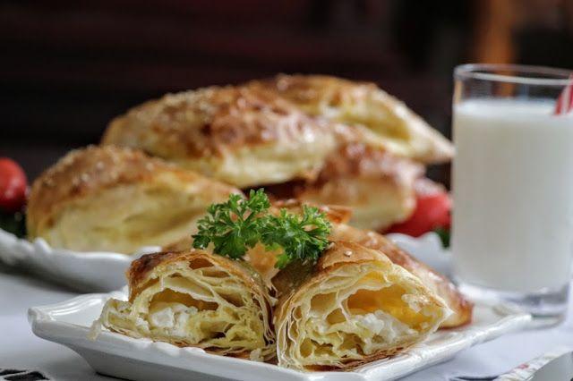 Cooking with Zoki: Slani troglovi / pitice sa sirom