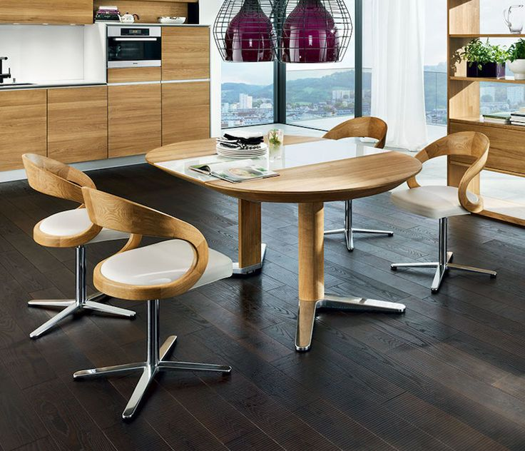 Great 15 Astounding Oval Dining Tables For Your Modern Dining Room Amazing Design