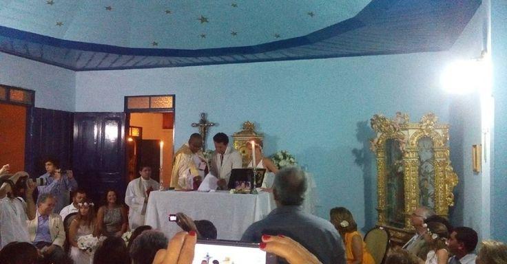 Marcos Palmeira se casa com Gabriela Gastal em cerimônia discreta