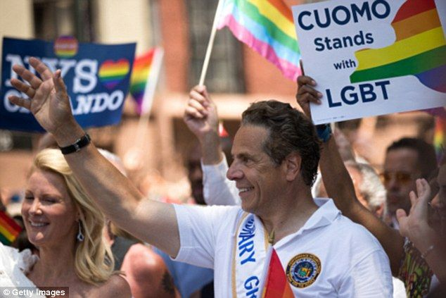 Andrew Cuomo, a vocal supporter of LGBTQ rights, has backed the move to fund hormone therapy for under-18s on New York state Medicaid