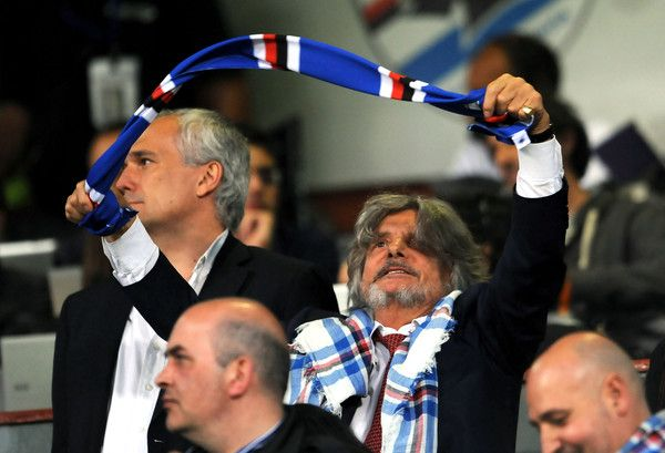 UC Sampdoria v SS Lazio - Serie A - Pictures - Zimbio