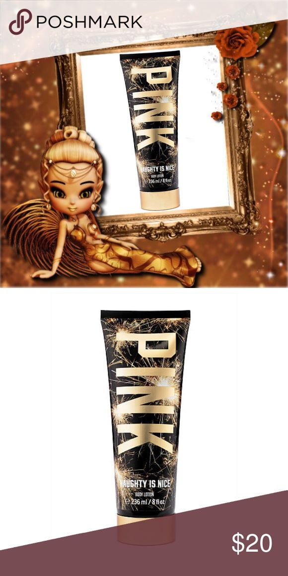 Victoria's Secret (LTD)Naughty Is Nice Body Lotion 𗀧Naughty or Nice?𗀧 (LIMITED EDITION) Scent; lavender, macaron, tonka; approx. size 8 fl. oz/236 ml);  Eye-It...Buy-It✌🏾️ Victoria's Secret Accessories