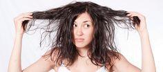 Mascarillas para el cabello seco, dañado y encrespado