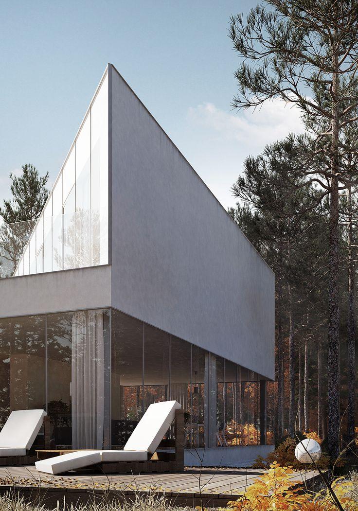architecture by KOOPERATYWWA