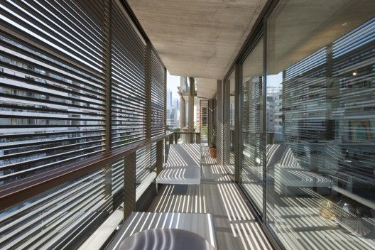 Foster+Partners - Buenos Aires - Sustentable© Nigel Young