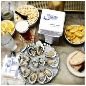 Oyster Tips & San Francisco seafood recs from oyster expert Kevin Sancimino of Swan Oyster Depot.