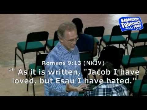 20160417 Why did God hate Esau?