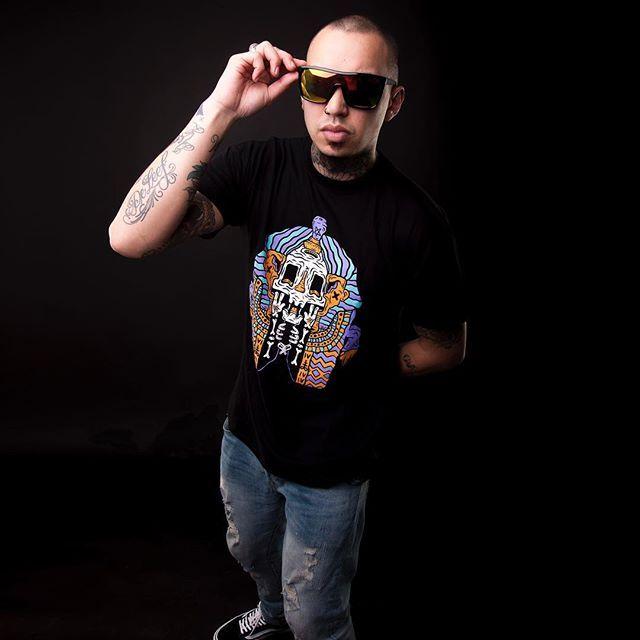 "CRMC X NVA Griot ""Street Pharaoh"" Tee Available at www.crmcclothing.co   WE SHIP WORLDWIDE Model - Beest Tattoos Photography by Adrian Ian McNab #pharaohs #pharaoh #egypt #hiphop #hiphopart #hiphopculture #hiphophead #graff #graffiti #ancientegypt #skeleton #skull #graffart #mexican #mexicanartist #mexico #colourful #colour #blackwear #black #loveblack #iloveblack #alternative #alternativewear #alternativestreetwear #alt #altwear #dark #darkwear #streetwear"