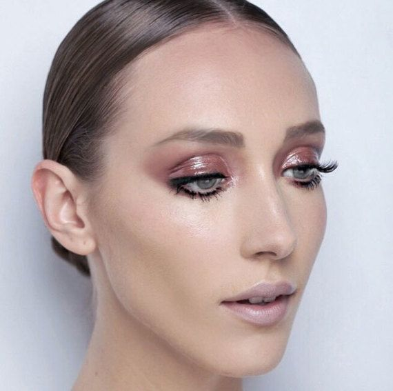 SPFW olhos glossy: