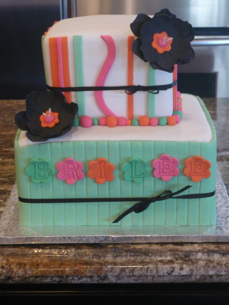 17 Best Images About Kids B Day Cake Ideas On Pinterest