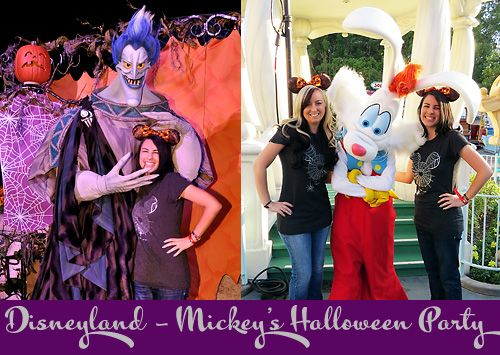Where to Go and What to See at Mickey's Halloween Party at Disneyland | Capturing Magic
