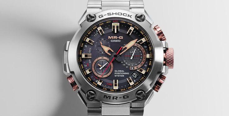 Un diseño impresionante, un acabado perfecto y tecnologías sofisticadas, todo ello integrado en los relojes exclusivos MR-G fabricados con titanio de alta calidad. Ver ahora