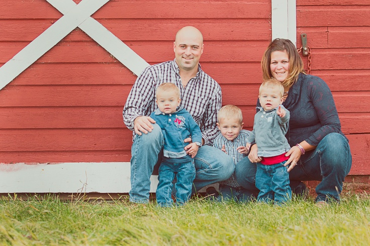 The Hill's – Family Photography