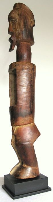 Very Fine Teke Figure (Biteke) –  Teke  – Congo Brazzaville /DRC