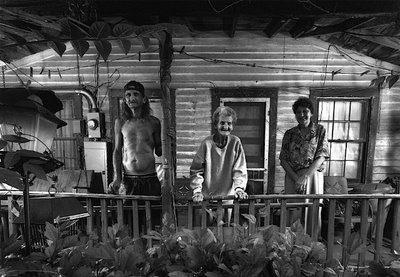 'Salt & truth', fotografías de los Apalaches: la América profunda a través de la cámara de Shelby Lee Adams