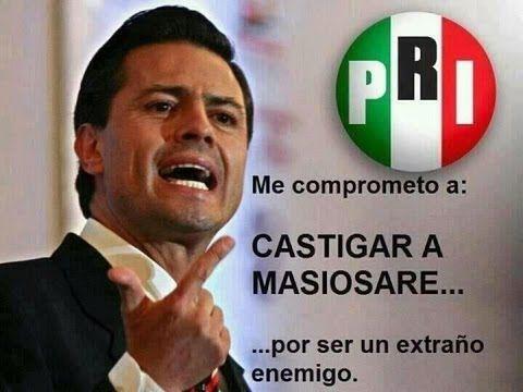 El top 22 de las pendejadas de Peña Nieto... ¡Y los que faltan por venir!!