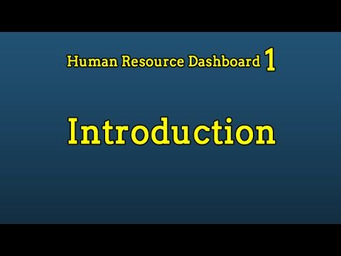 14 best HR Database images on Pinterest Human resources - hr dashboard template
