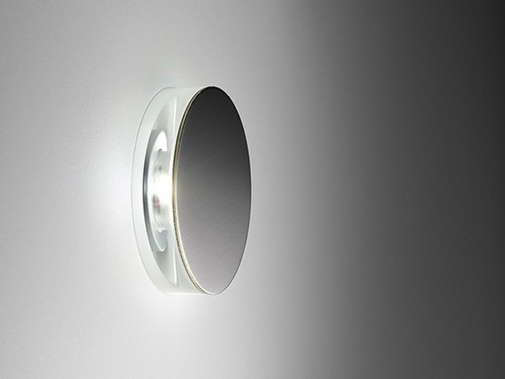 LED stainless steel foot- and walkover light Round by PURALUCE