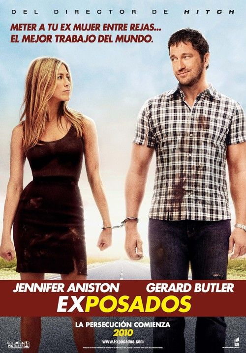 Watch The Bounty Hunter (2010) Full Movie Online Free