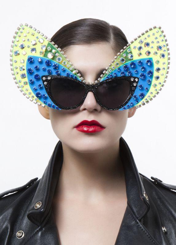 c72a73c0b7a The definition of extravagant eyewear!  sunglasses  fashion