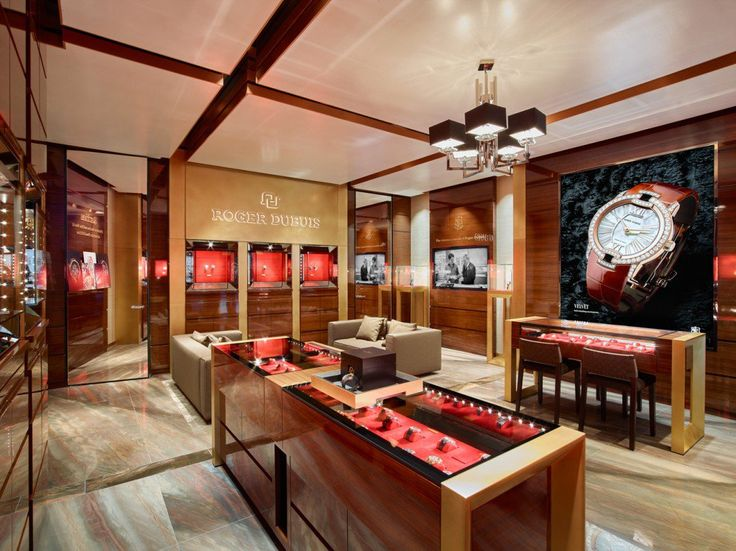 Roger Dubuis opens new boutique in NYC 1