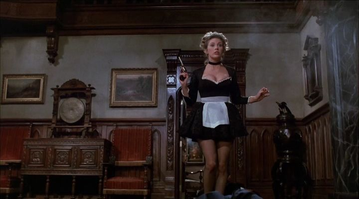 Colleen Camp in Clue