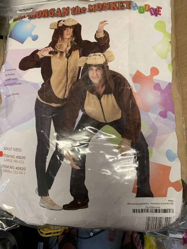 Morgan The Monkey Halloween Costume Size Large For Sale In Gilbert