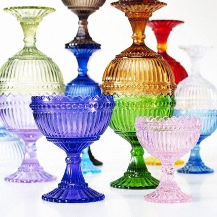 iittala Mariskooli Glass Bowl Collection