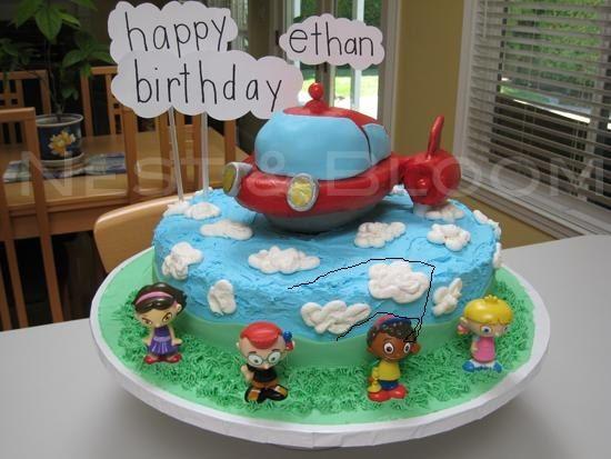 Как испечь торт на день рождение ребенка
