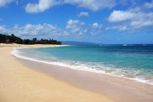 Live on the North Shore of Oahu for one season.