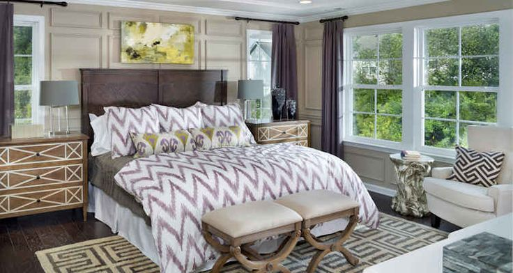 Ryland homes chesapeake model