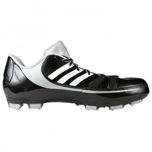SALE - Adidas 9 Field Turf Athletic Cleats Mens Black - Was $75.00. BUY Now - ONLY $37.49