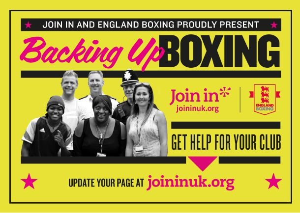 Community #boxing clubs across the UK need volunteers.