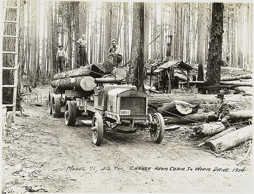 Old Time Logging