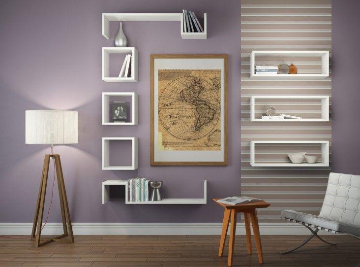 Os nichos estão em alta na decoração e são muito bem-vindos em vários cômodos da casa. No nosso #blogdecor você encontrará dicas de onde e de que forma usá-los em cada ambiente! Inspire-se! ;)