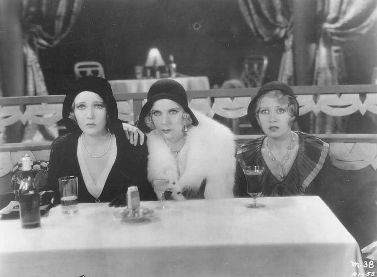 Helen Twelvetrees, Lilyan Tashman, and Joan Blondell, Millie (1931)