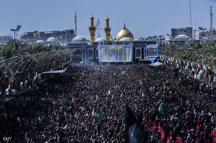 Ashura Procession 1438 / 2016- Karbala Iraq  (10 Muharram 1438 / 2016 - Karbala Iraq)  Photography: Al-Kafeel Global Network  Shia Multimedia Team - SMT http://ift.tt/1L35z55