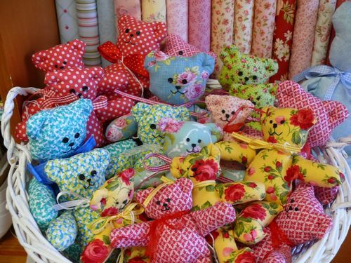 Soft little bears - l love making these