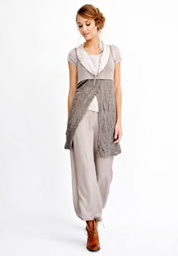 I love the casual elegance of our newest collection from French label, Mado et les Autres