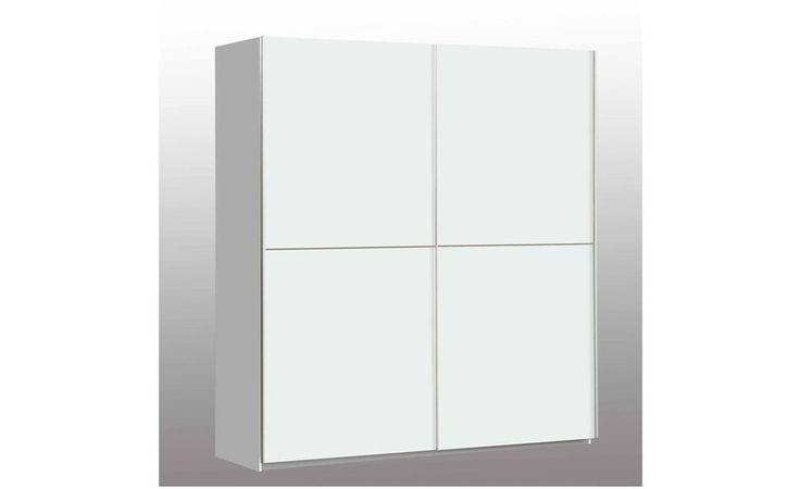 Armadio winner l170 cm bianco conforama mobili for Brimnes guardaroba