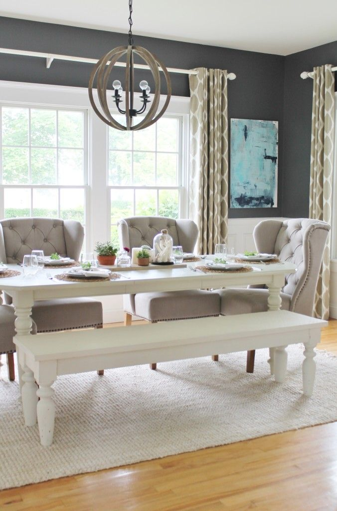 17 best ideas about white dining rooms on pinterest | dining rooms