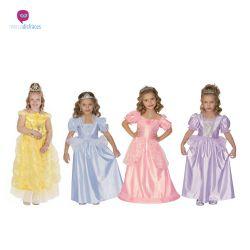 #Disfraces grupos de #Princesas #infantiles  #Disfraces para grupos y #comparsas descuentos especiales para #grupos.