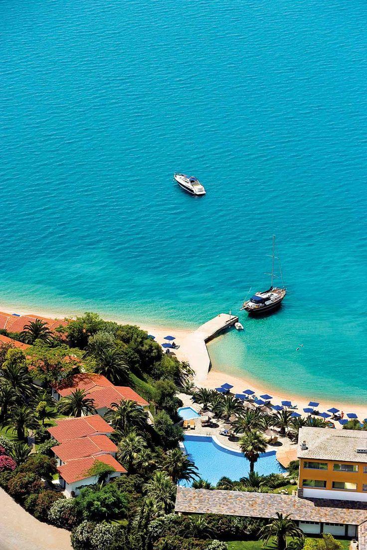 Eagles Palace Hotel  Spa | Spa  Design Hotel | Chalkidiki | Greece | http://lifestylehotels.net/en/eagles-palace-hotel-spa | The Aegean Sea