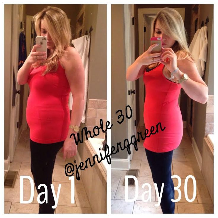 So inspirational! Plus she's a nursing mama. Amazing results